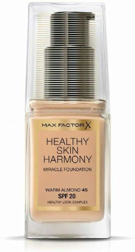 12 x Max Factor Healthy Skin Harmony Foundation | Warm Almond 45 | RRP £180 |